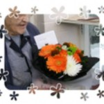Flowers for the elderly
